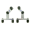 Rail Track Adaptors - Pair
