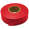30mm x 91m PVC Flagging Tape - Red