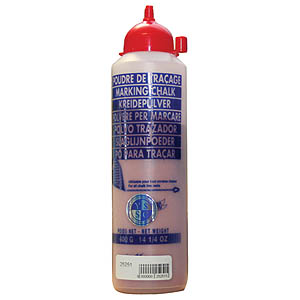 400g Chalk-Line Refill - Red