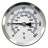 60mm Magnetic Dial Thermometer