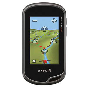 Garmin Oregon 650 c/w Topo UK