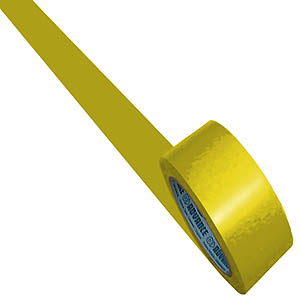 33m x 50mm Heavy Duty Floor Tape - Yellow
