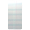 106 x 205 Field Book - Ruled 2 Centre Lines, Feints