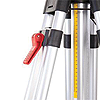Medium Duty Aluminium Elevating Tripod - 90-197cm