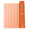 Barrier Fencing - Orange - 50m Roll