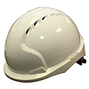 Surveyor's Safety Helmet - White
