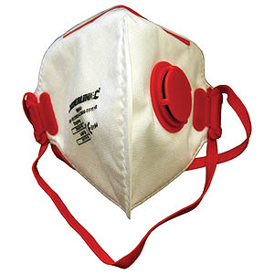 Fold Flat FFP3 Valved Face Mask
