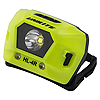 LED Rechargeable Helmet Mountable Headlight