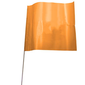 Flag-Mark - Orange (pack of 100)