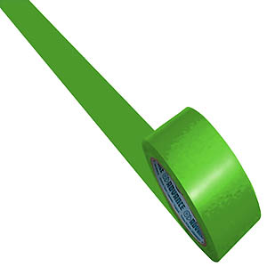 33m x 50mm Heavy Duty Floor Tape - Green
