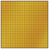 10mm Retro-Mark - Amber (sheet of 400)