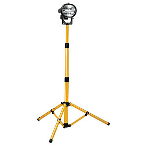 Workshop Halogen Light c/w Tripod (110V)