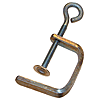 50mm Steel G-Clamp