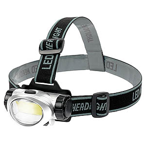 COB LED Headlamp