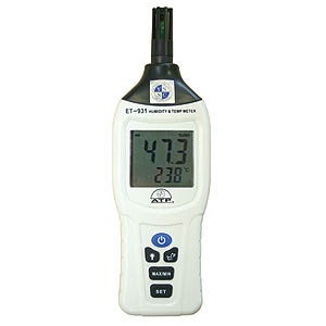 Thermo-Hygrometer with Dew Point
