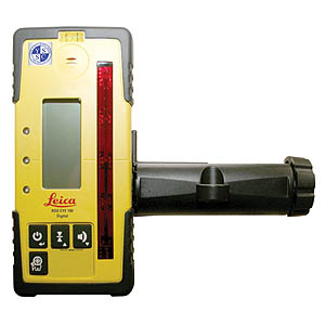 Leica Rod-Eye 160 Digital Detector & Clamp
