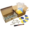 Disk-Mark Kit - Blue & Yellow Mixed