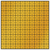 20mm Retro-Mark - Amber (sheet of 100)