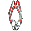Pioneer 1-Point Lightweight Harness