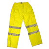 High Viz Yellow Leggings - Large