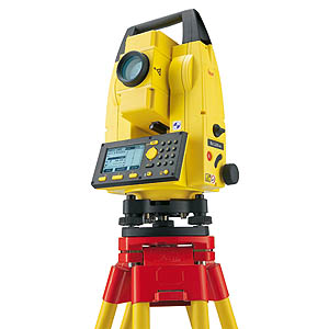 Leica Builder 409 Set Total Station
