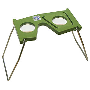 4x Magnification Pocket Stereoscope