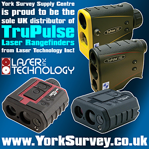 YSSC is now the Sole UK Distributor of TruPulse Laser Rangefinders!