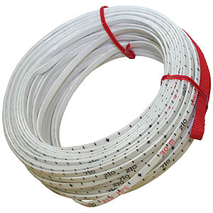 50m Surveyor's Fibreglass Rope Chain