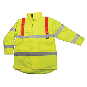 Motorway Coat - Extra Large