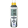 Dual K&J-Type High Accuracy Thermometer