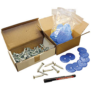 Disk-Mark Kit - Blue