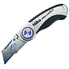 Push Button Lock Back Knife